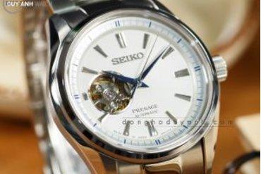 [Review - Đánh Giá] Seiko Presage SSA355J1 – Bản sắc thương hiệu
